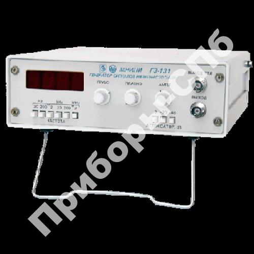 Г3-131 - генератор НЧ