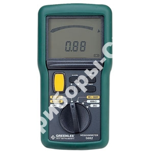 5882 - мегомметр 250/500/1000 В