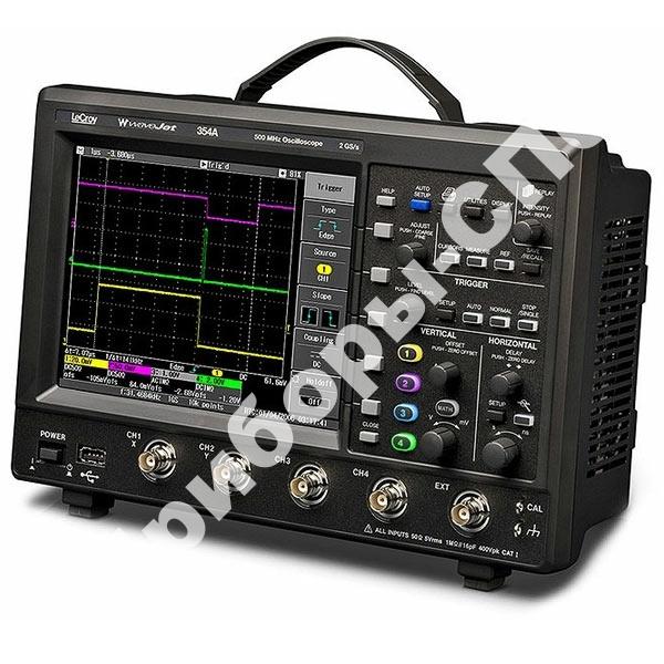 WJ 312A - цифровой осциллограф