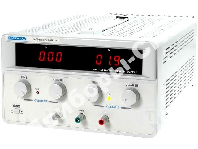 MPS-3020 - источник питания
