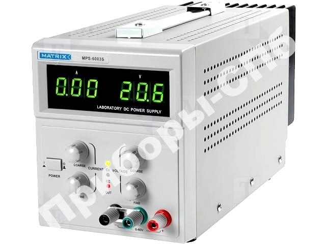MPS-6003S - источник питания