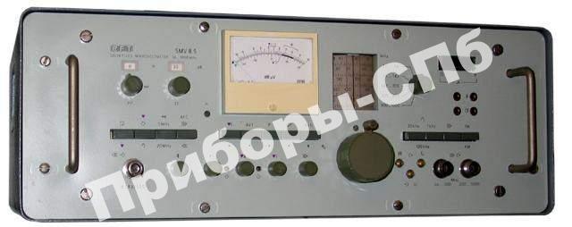 SMV-8,5 - микровольтметр селективный