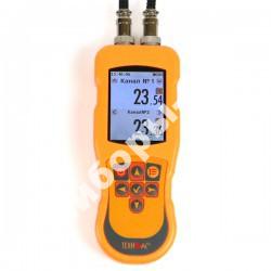 ТК-5.27 - Термометр контактный цифровой двухканальный с функцией логирования