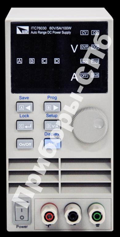 ITC 76030 Программируемый источник питаниям