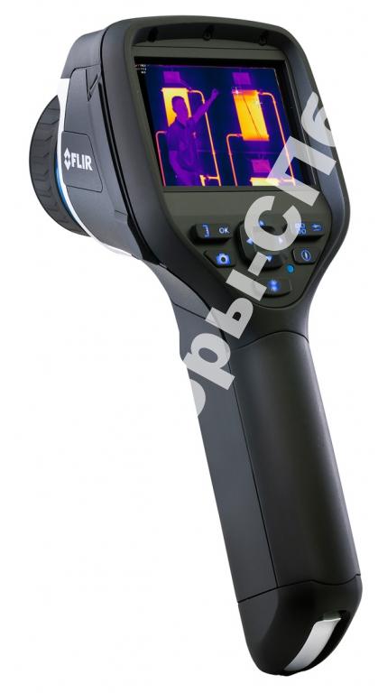 FLIR E60bx - тепловизор строительный