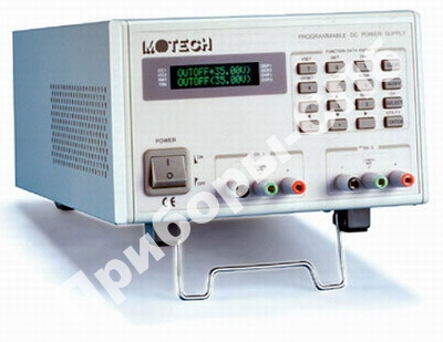 PPS-1206 - программируемый линейный источник питания с двумя независимыми выходами