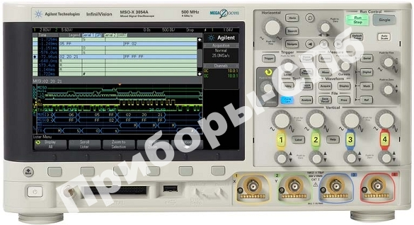 MSOX3054A - осциллограф