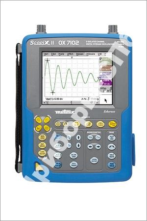 OX7102B-CSD-K - осциллограф индустриальный портативный