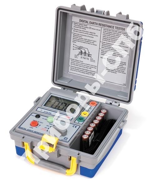 2120 ER - цифровой измеритель сопротивления заземления