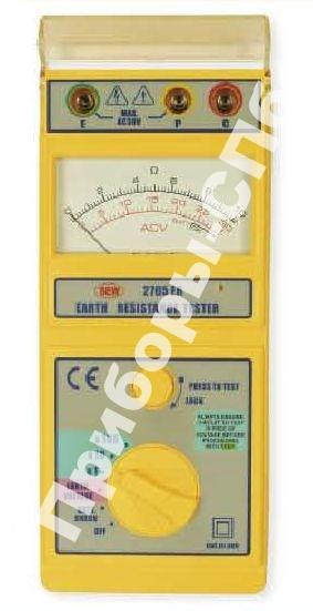 2705 ER - измеритель сопротивления заземления