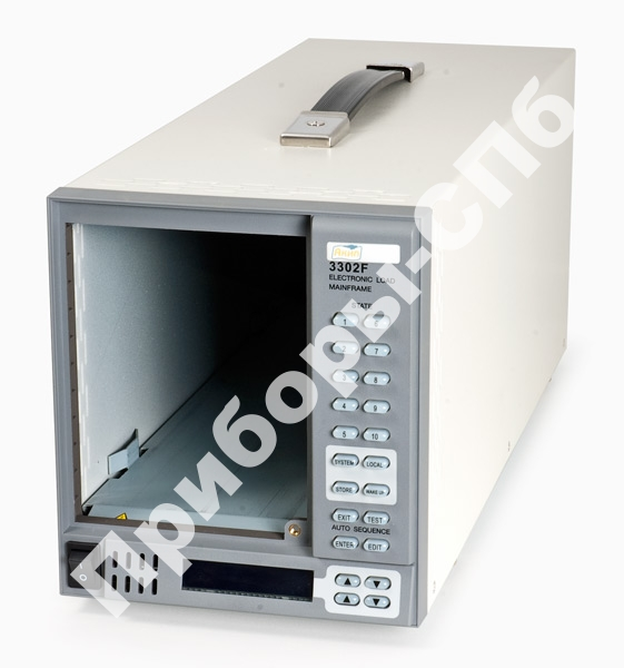 3302F - шасси для модульных электронных нагрузок