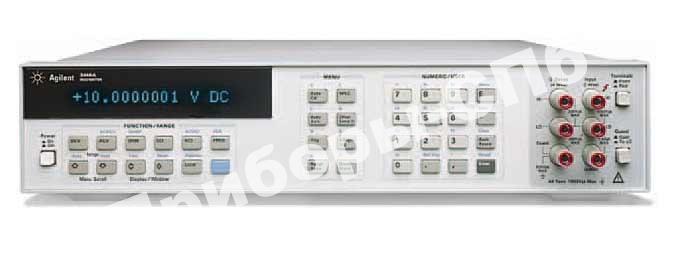 3458A - вольтметр универсальный (мультиметр цифровой прецизионный)