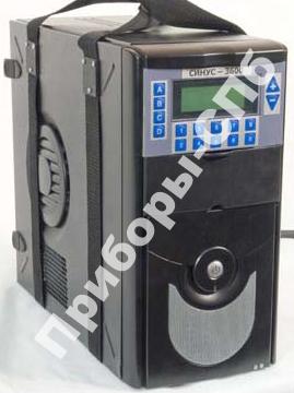 СИНУС-3600 - комплект для испытания автоматических выключателей переменного тока