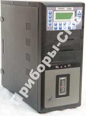 СИНУС-7000 - комплект для испытания автоматических выключателей переменного тока