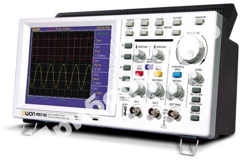 PDS-5022S - цифровой осциллограф