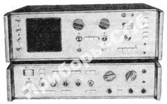 Х1-46 - измеритель АЧХ
