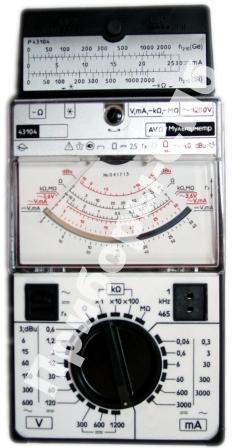 43104 - прибор электроизмерительный многофункциональный
