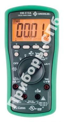 DM-510A - мультиметр