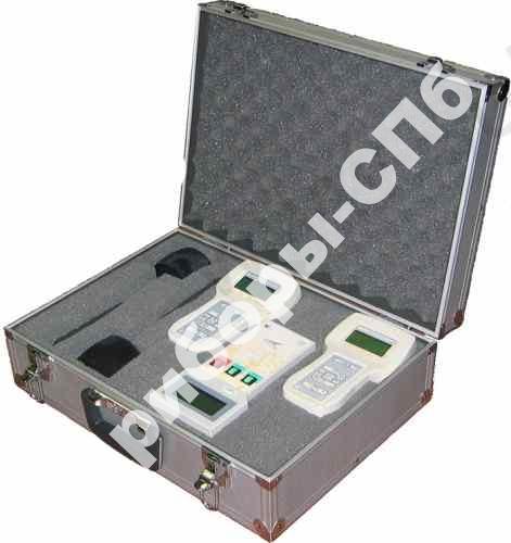 КОМБИ-03 - комплект приборов для аттестации рабочих мест (ВЕ-метр, ВЕ-50, П3-33М)