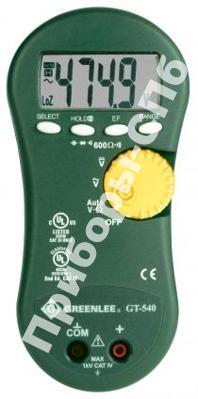 GT-540 - мультиметр