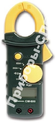 CM-600 - токовые клещи