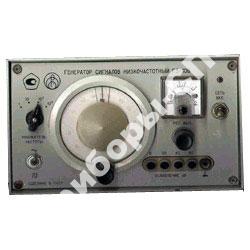 Г3-106 - генератор НЧ
