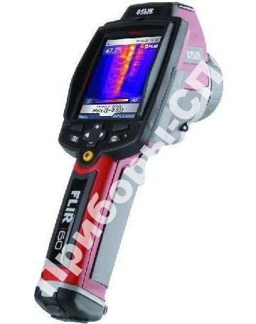 FLIR i60 Pro - тепловизор для диагностики электрических цепей (i60 + Bluetooth + токовые клещи EX845)