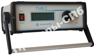 ТМВ-2 - прибор для измерения скоростных и временных характеристик масляных выключателей