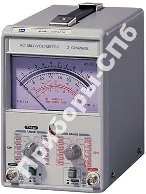 GVT-427B - вольтметр переменного тока