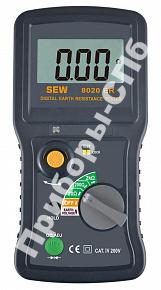 8020 ER - Измеритель сопротивления заземления