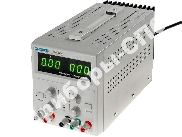 MPS-3005D - источник питания