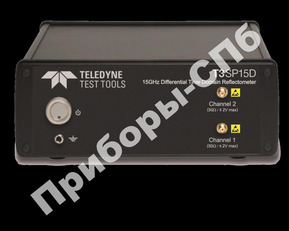 T3SP15DR — рефлектометр