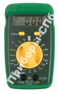 DM-40 - мультиметр