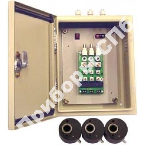 УП-500 - устройство присоединения для измерения токов проводимости и частичных разрядов в маслонаполненных вводах под напряжением