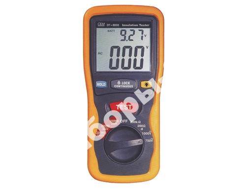 DT-5505 - мегаомметр 125-1000 В