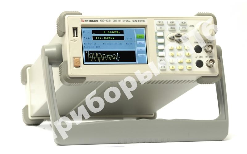 ADG-4351 - высокочастотный функциональный генератор