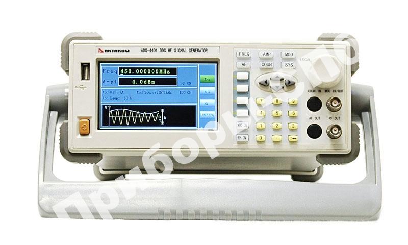 AWG-4105 - генератор сигналов специальной формы