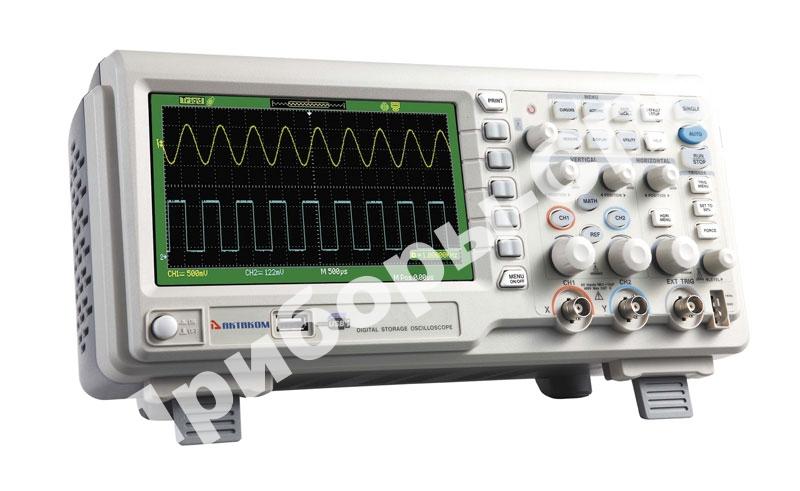 ADS-2102M - осциллограф