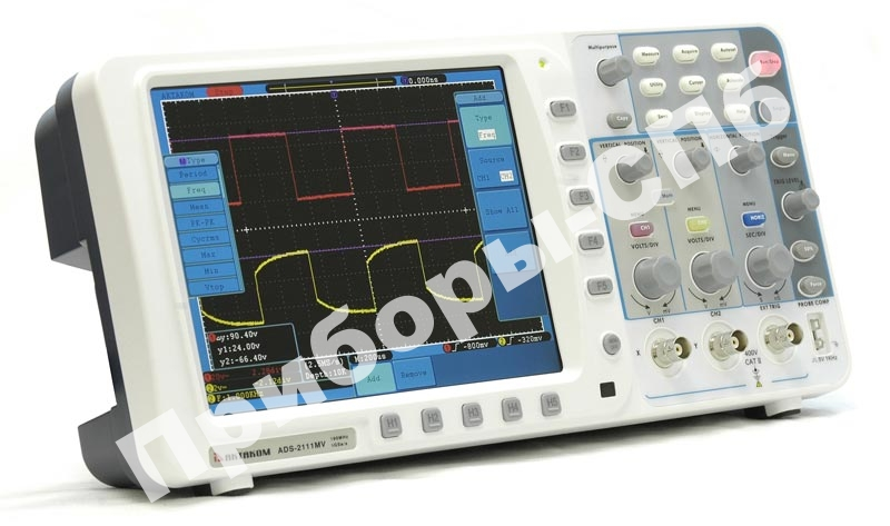 ADS-2121M - осциллограф цифровой