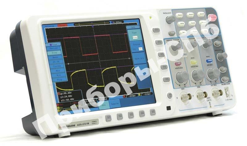 ADS-2221M - осциллограф