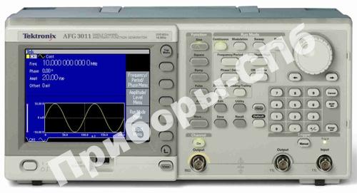 AFG3011 - генератор универсальный