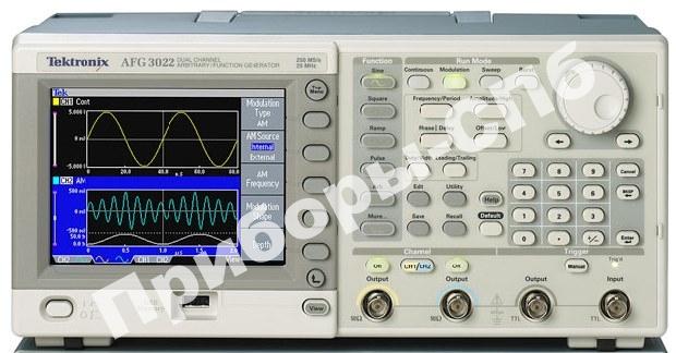AFG3022B - генератор