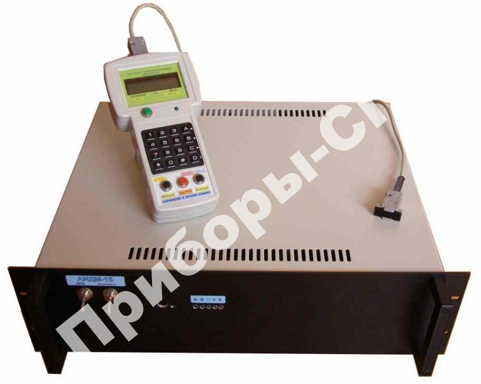 АИДМ-12/17 - установка для испытания электрической прочности материалов