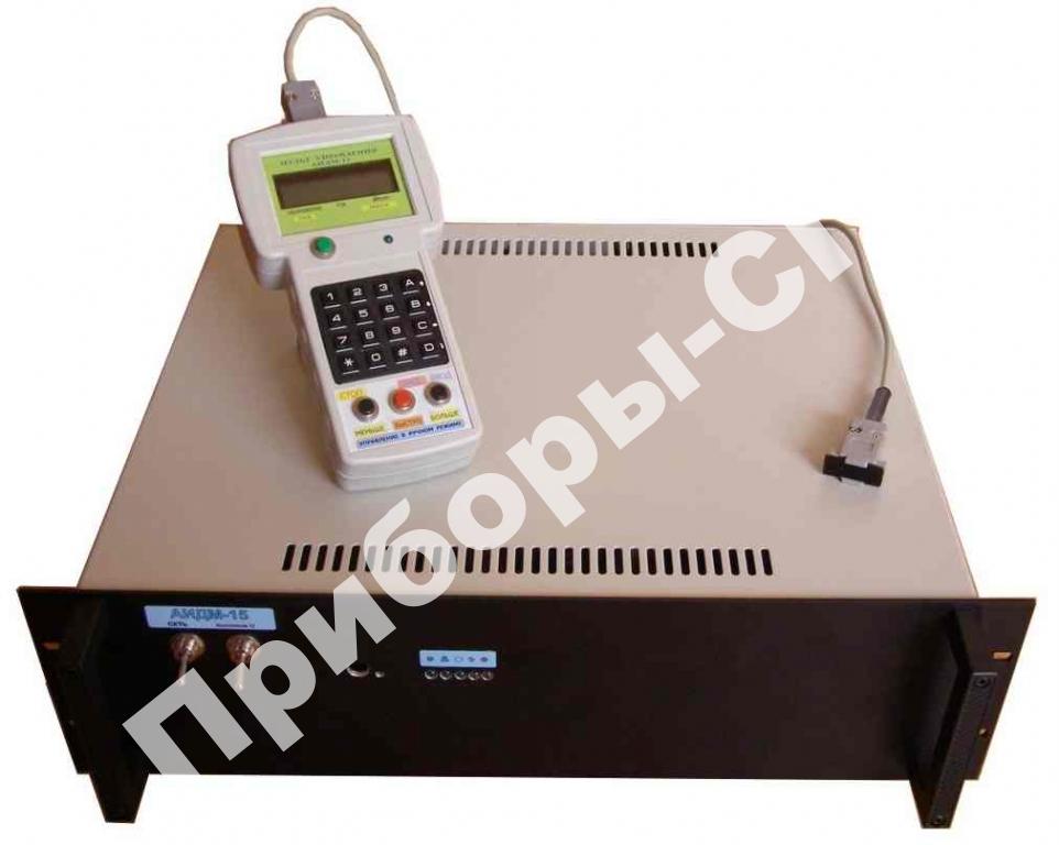 АИДМ-15 - установка для испытания электрической прочности материалов