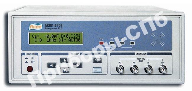 АКИП-6101 - измеритель RLC