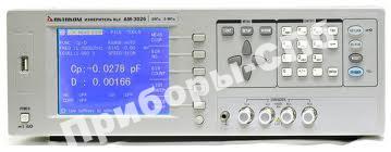АМ-3026 - высокочастотный RLC-метр с поддержкой LXI стандарта