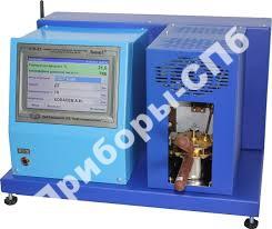 АТВ-21 - аппарат автоматический для определения температуры вспышки в закрытом тигле