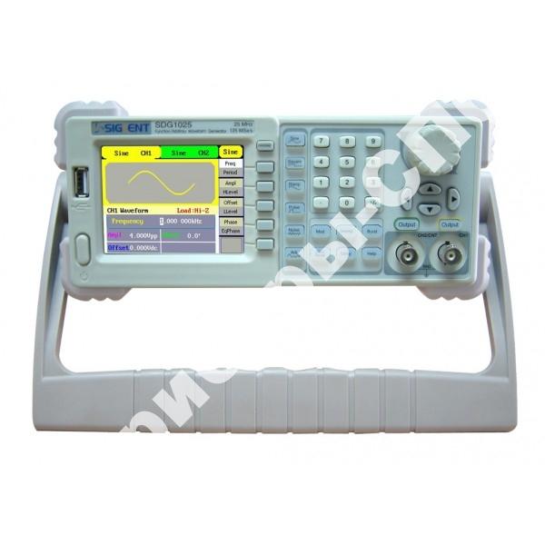 AWG-4110 - генератор сигналов специальной формы