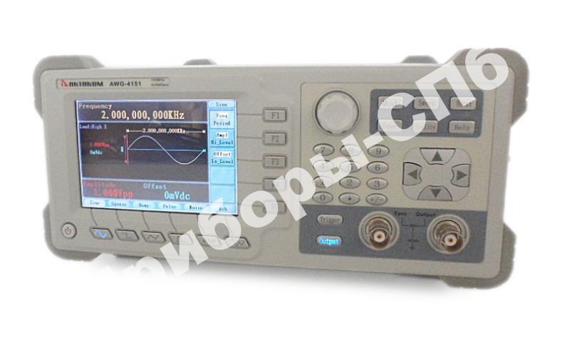 AWG-4151 - генератор сигналов специальной формы