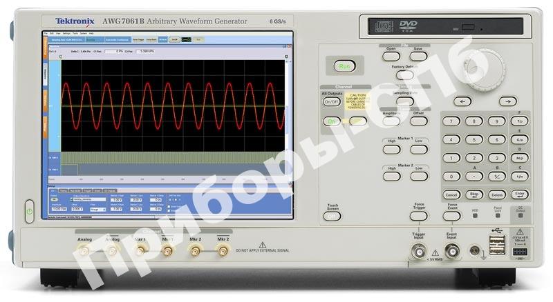 AWG7062B - генератор сигналов произвольной формы